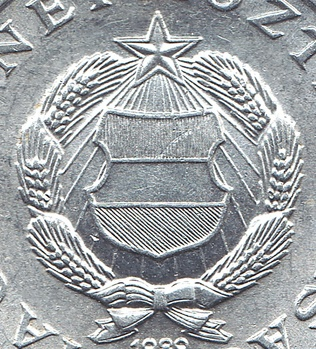 mark your coin coat arms hungary