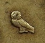Mark your Coin privy mint master owl Raymond Joly France
